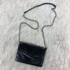Hobo International Black Mini Crossbody Bag